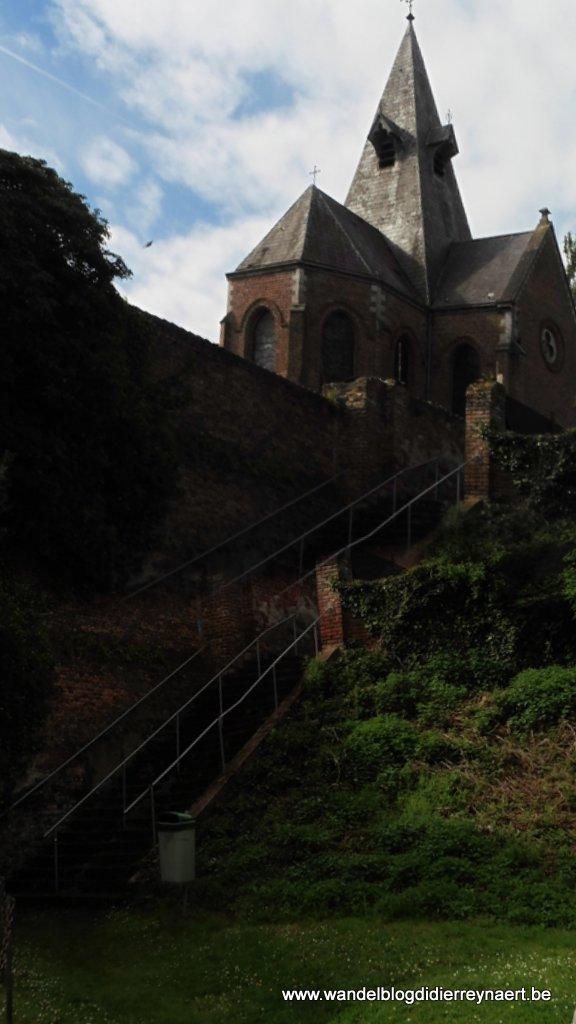 Chièvres: Chapelle Notre-Dame de la Fontaine