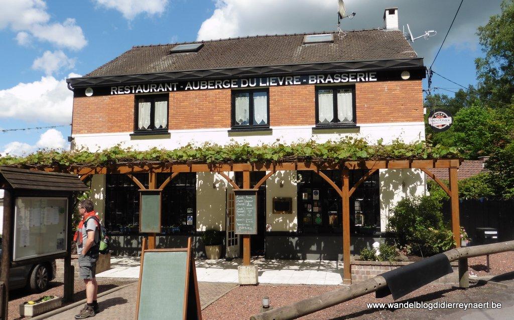 Auberge du Lièvre in Bruille-Saint-Amand