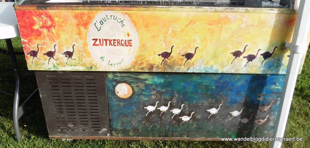 Ferme de l'Autruche in Zutkerque