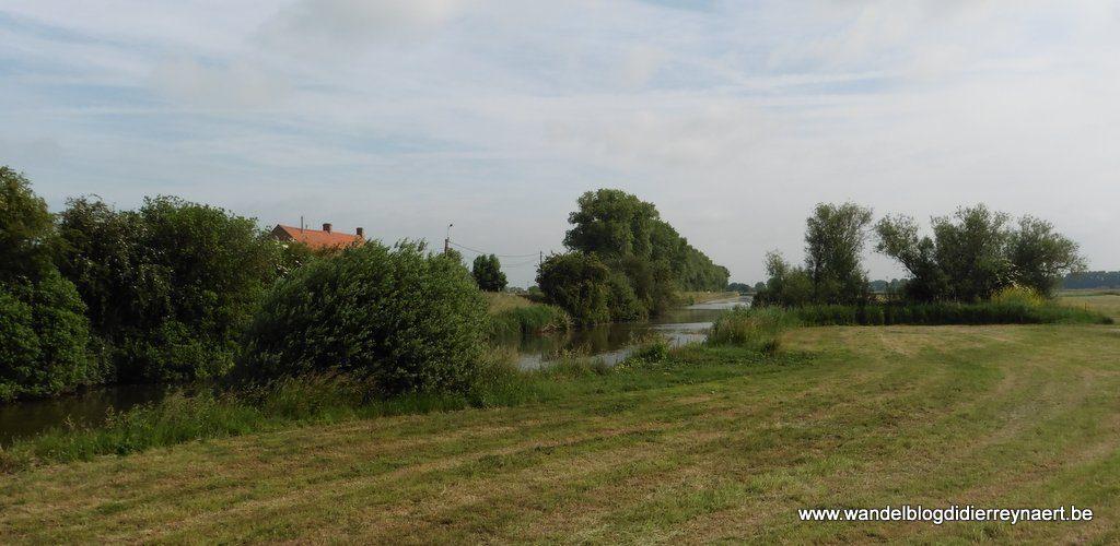 de Ijzer nabij Reninge