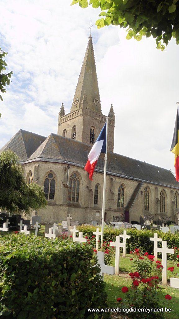 Kerk van Oostvleteren