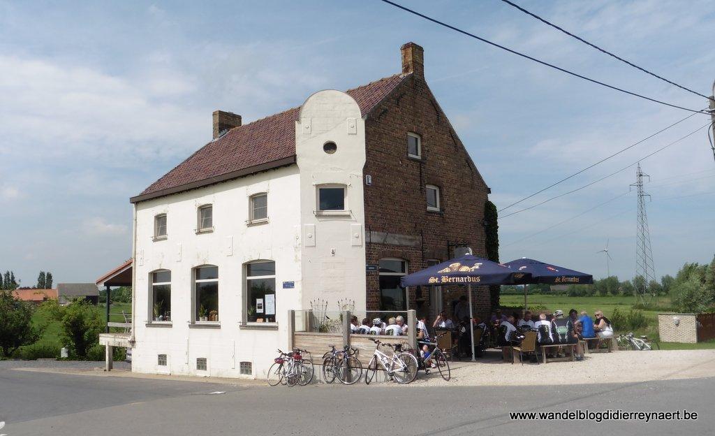 "café de ""Knocke"" bij de Knokkebrug"