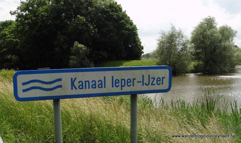 Kanaal Ieper-Ijzer