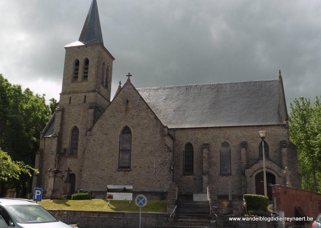 Kerkje van Montroeul-au-Bois