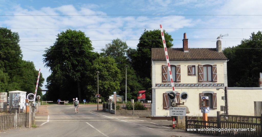 stationnetje van Arenberg