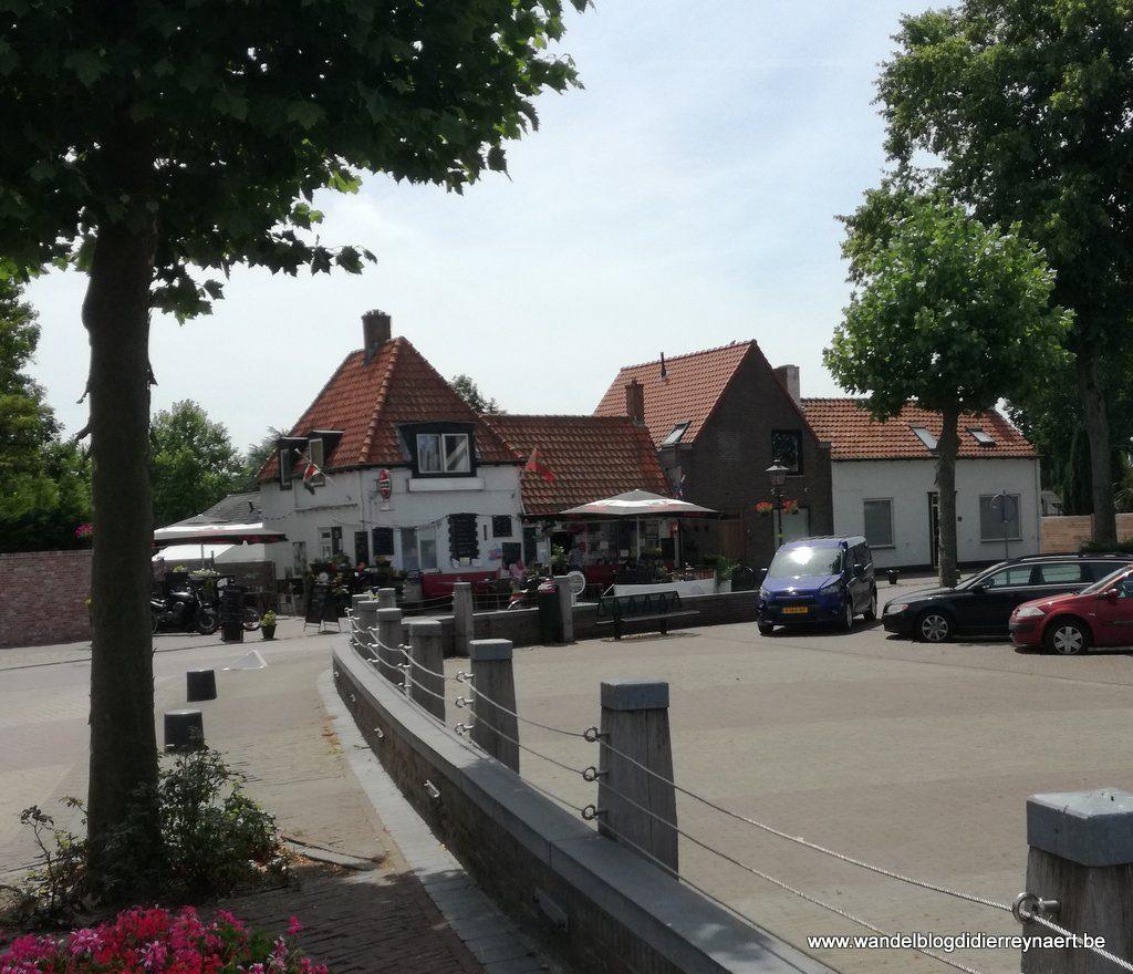 Het Kleine Café in Aardenburg