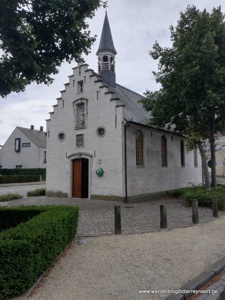 Sint-Antoniuskapel aan de Rodendries Sint-Anna