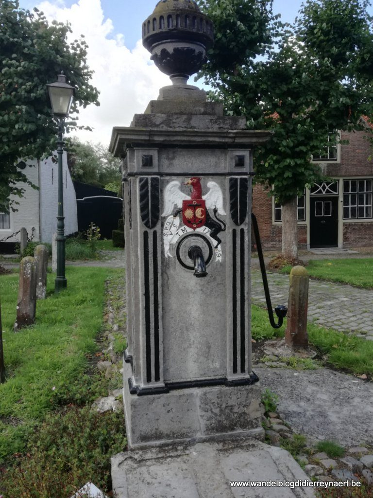 Waterpomp Sint Anna ter Muiden
