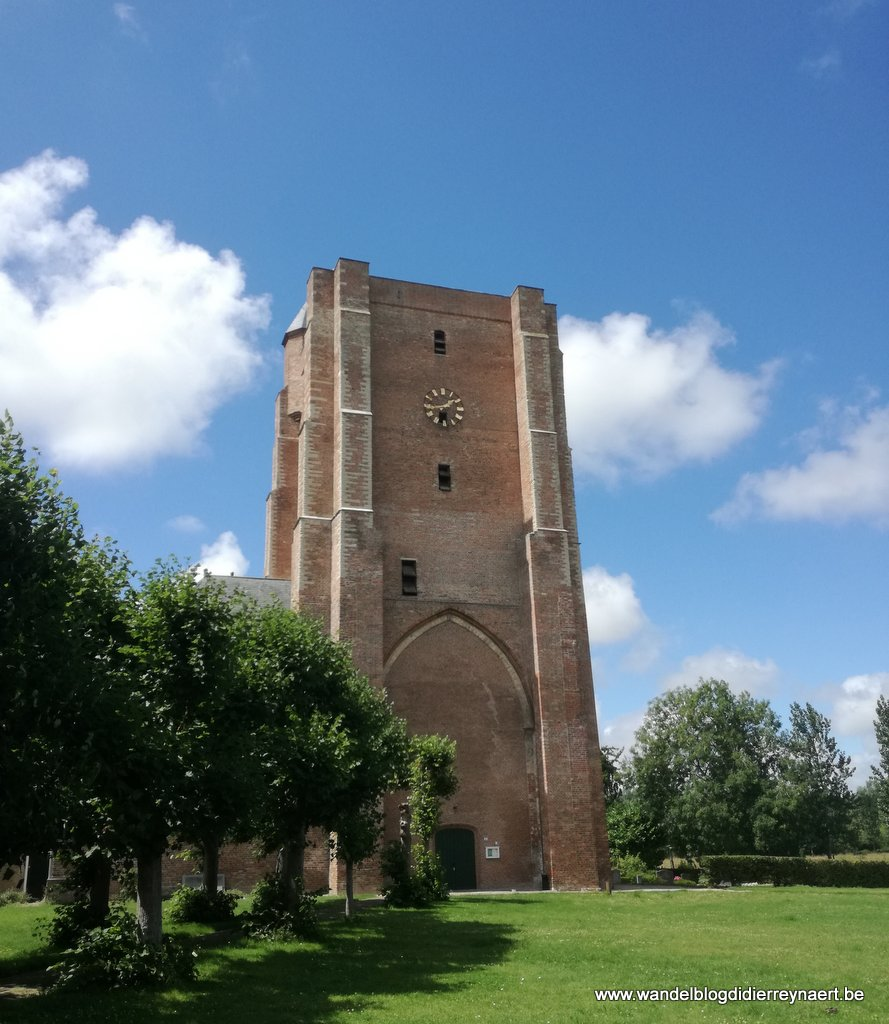 Kerktoren Sint Anna ter Muiden