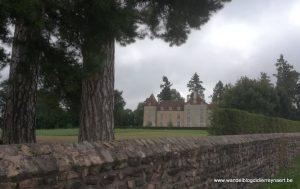 Kasteel in Saint-Andeux