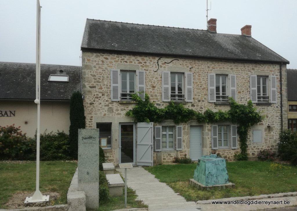 geboortehuis en museum van Vauban