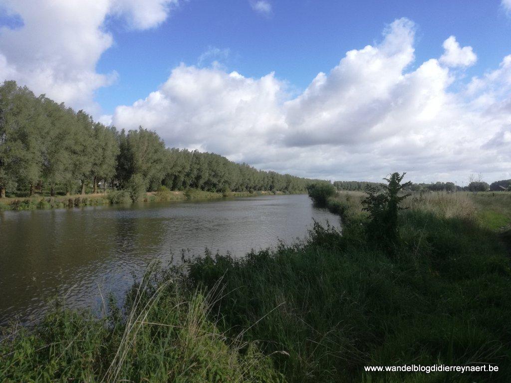 de Golden River - De Leie
