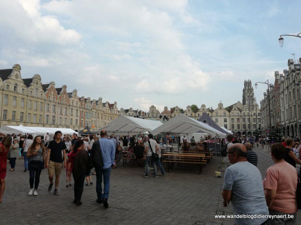 Place des Héros-Arras