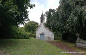 Kapel Saint-Martin Rebreuviette