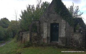 Kapel in Rebreuviette