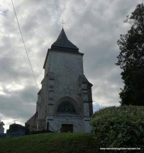 Kerk Rebreuve-sur-Canche