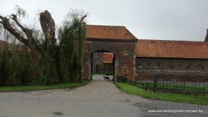 Château-ferme de la place in Pottes