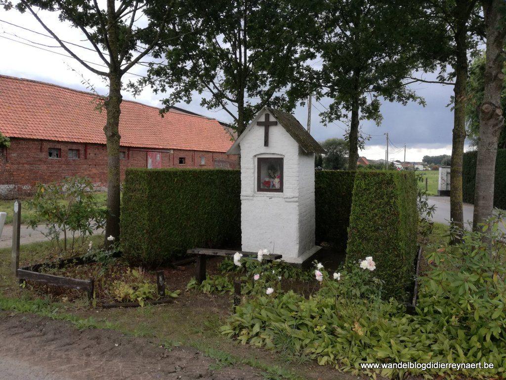 Onze-Lieve-Vrouwekapelletje in Zulte