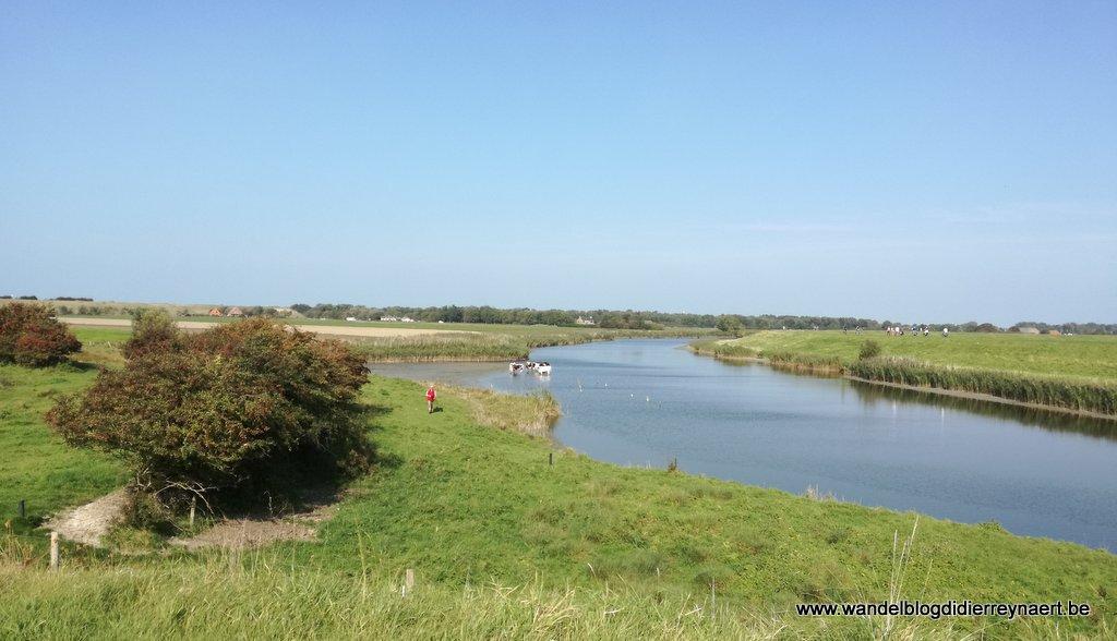 24 september 2017: Groede (Nl) (25 km)