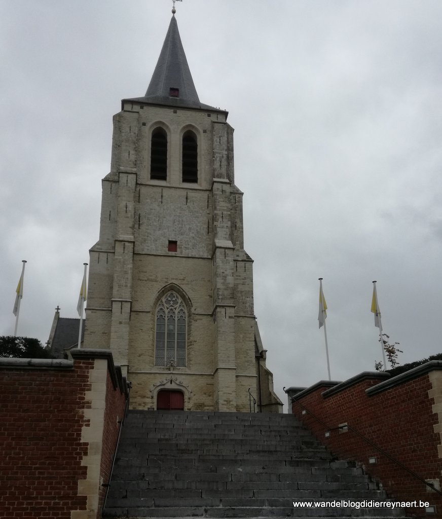 Kerk van Sint-Martens-Lennik