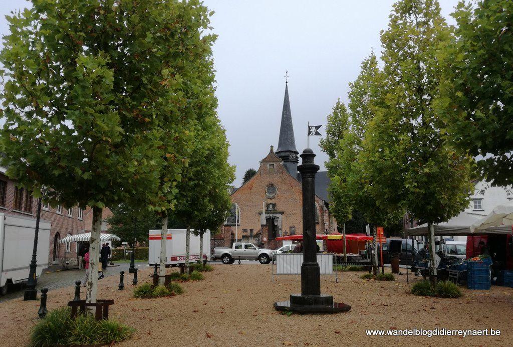 Marktplein Gaasbeek