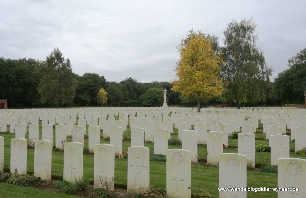 Dozinghem Military Cemetery
