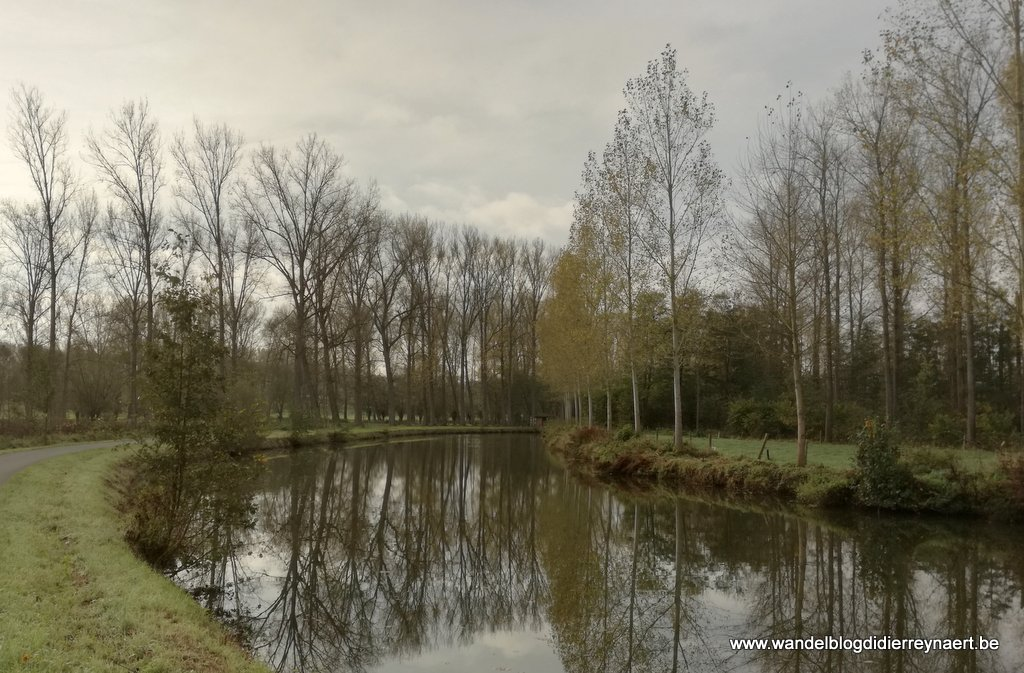28 oktober 2017: Denderwindeke (22 km)