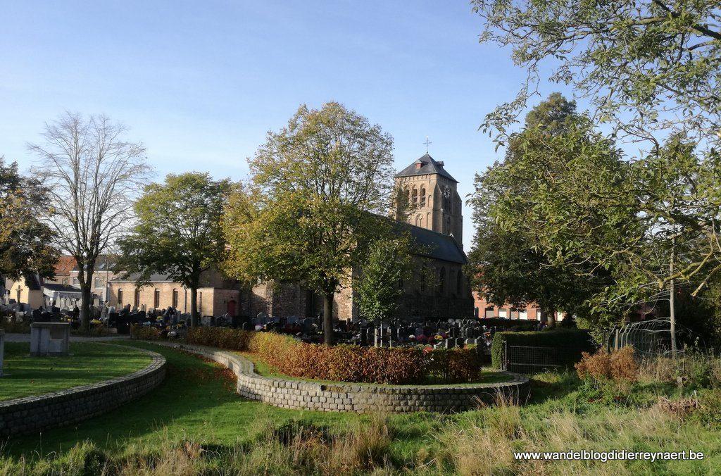 Kerk van Zillebeke