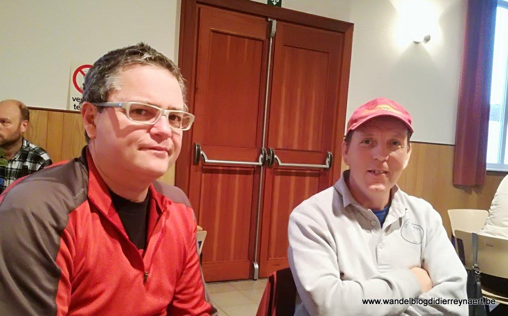 Patrick en Ronny
