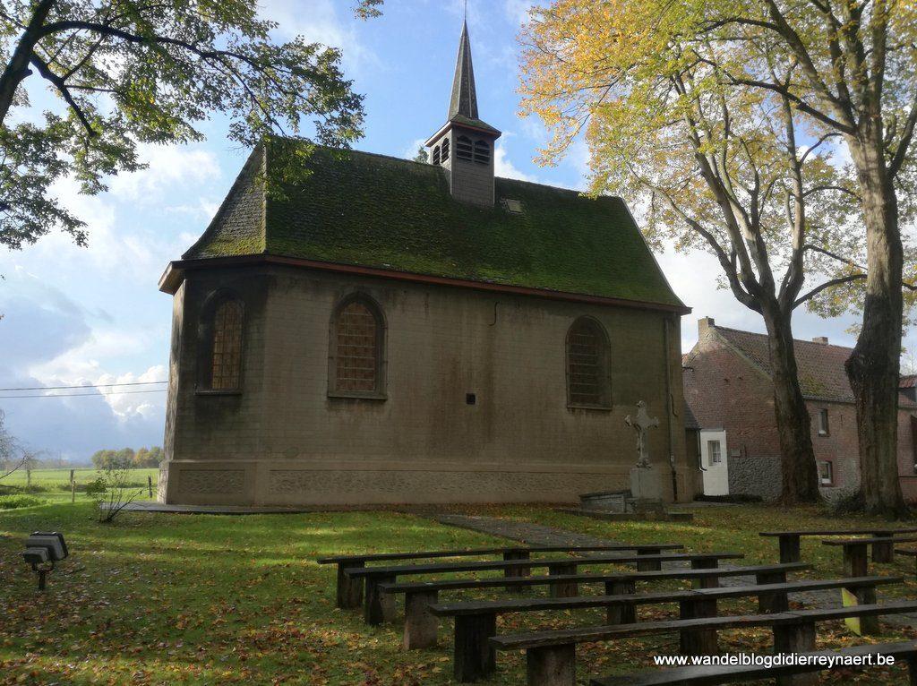 chapelle Notre-Dame de la Cavée in Isières