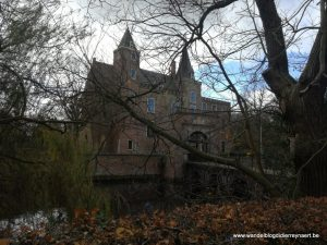 het slot Haamstede