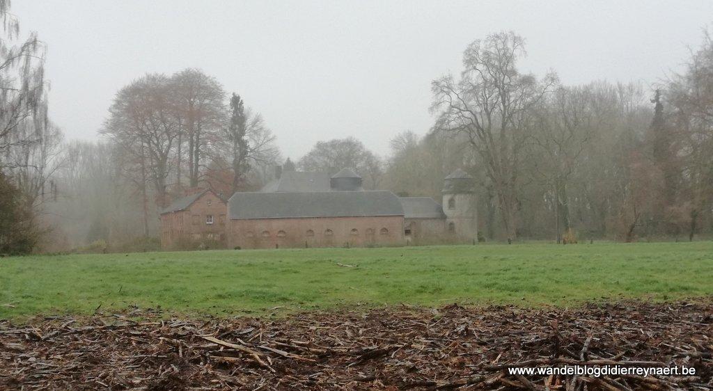 Le château du Maisnil (1695)