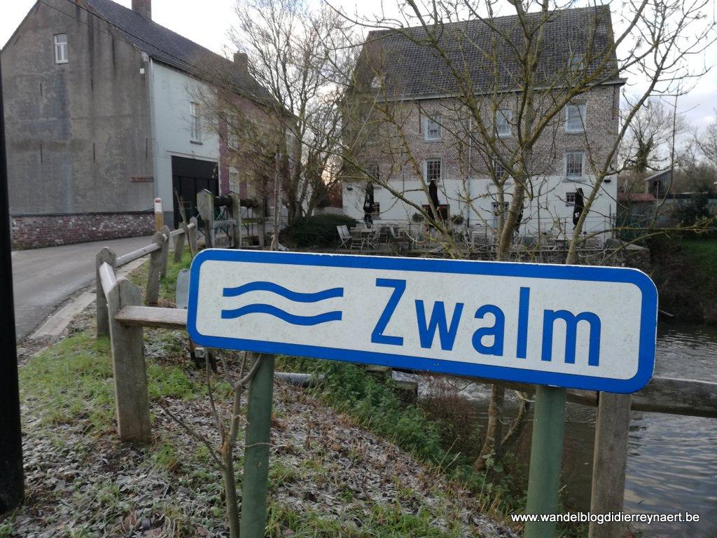 9 december 2017: Nederzwalm (27 km)