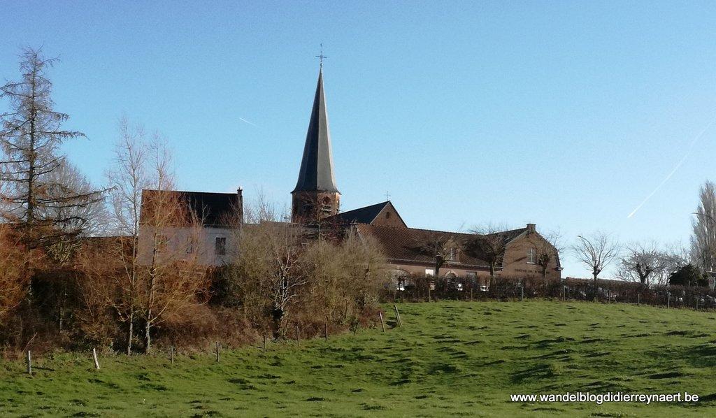 kerk van Sint-Goriks-Oudenhove