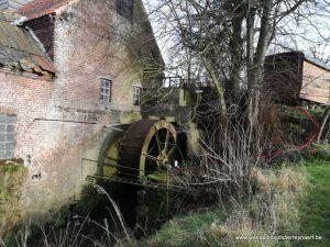 Watermolen Van Den Borres in Strijpen