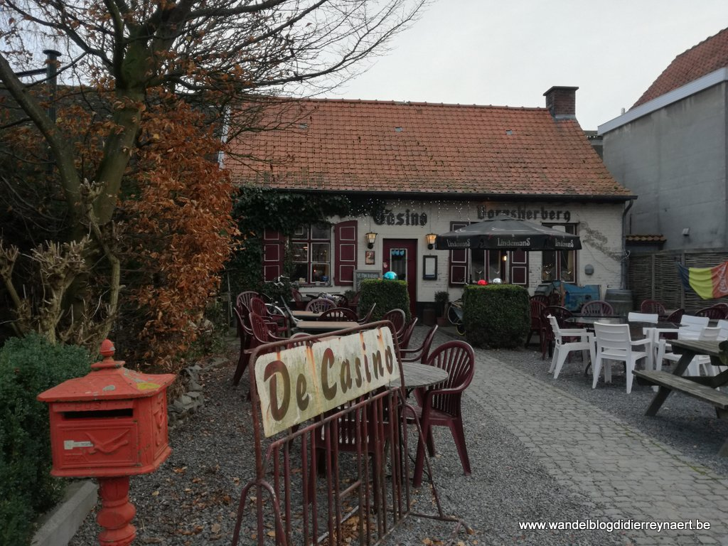 café de Casino in Dikkele