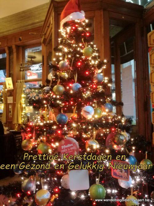 Prettige Kerstdagen en een Gekukkig Nieuwjaar