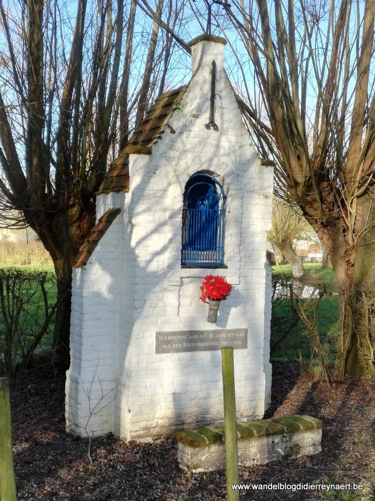 Kapel in Oostkerke