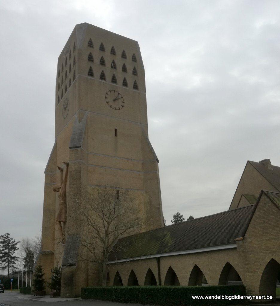 Sint-Niklaaskerk Oostduinkerke
