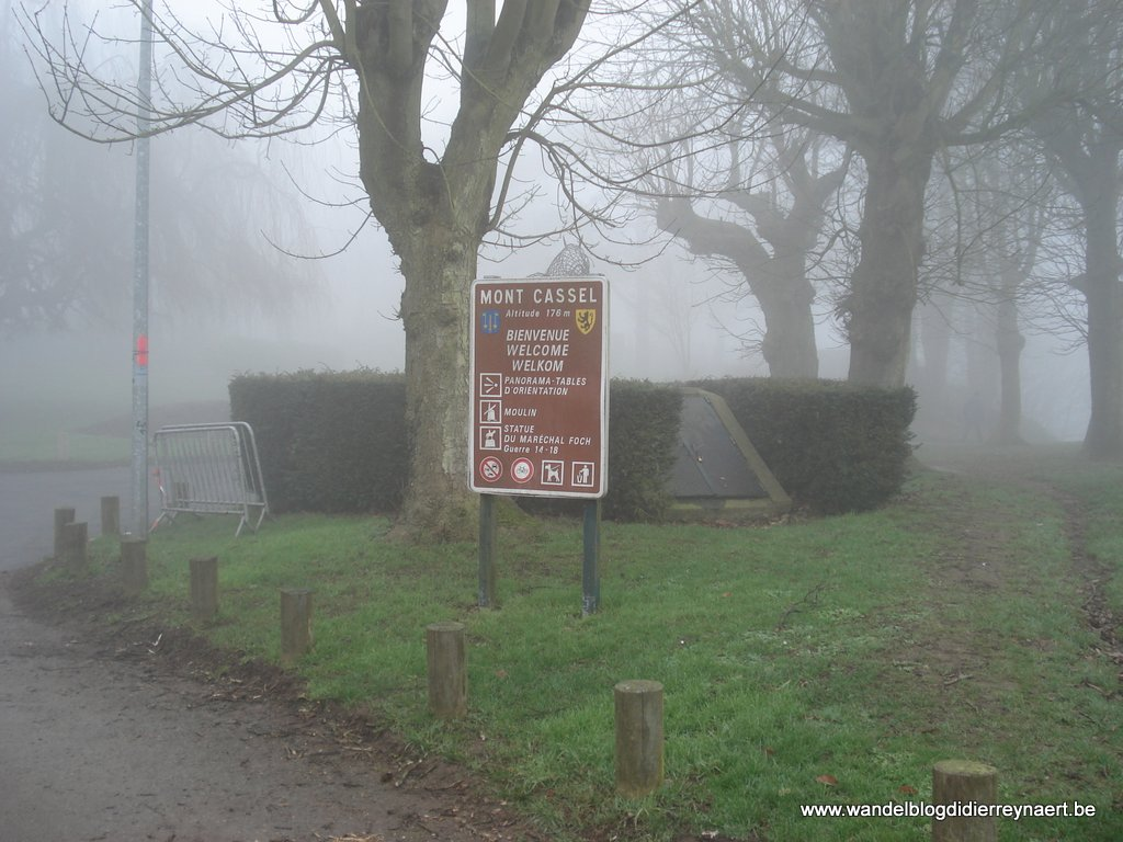 4 februari 2007: Terdeghem (FR) (26 km)