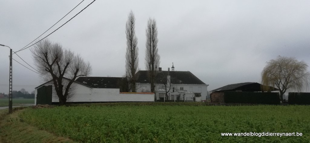 """Historische hoeve """"'t Wit Hof"""" in Helkijn"""