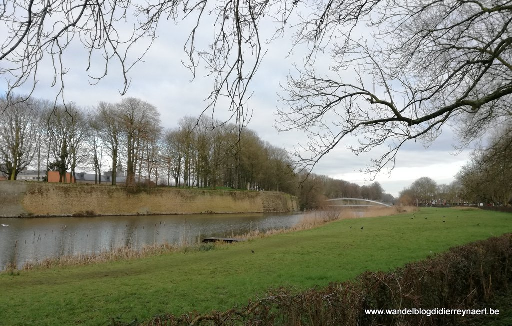 4 februari 2018: Zillebeke (15 km)