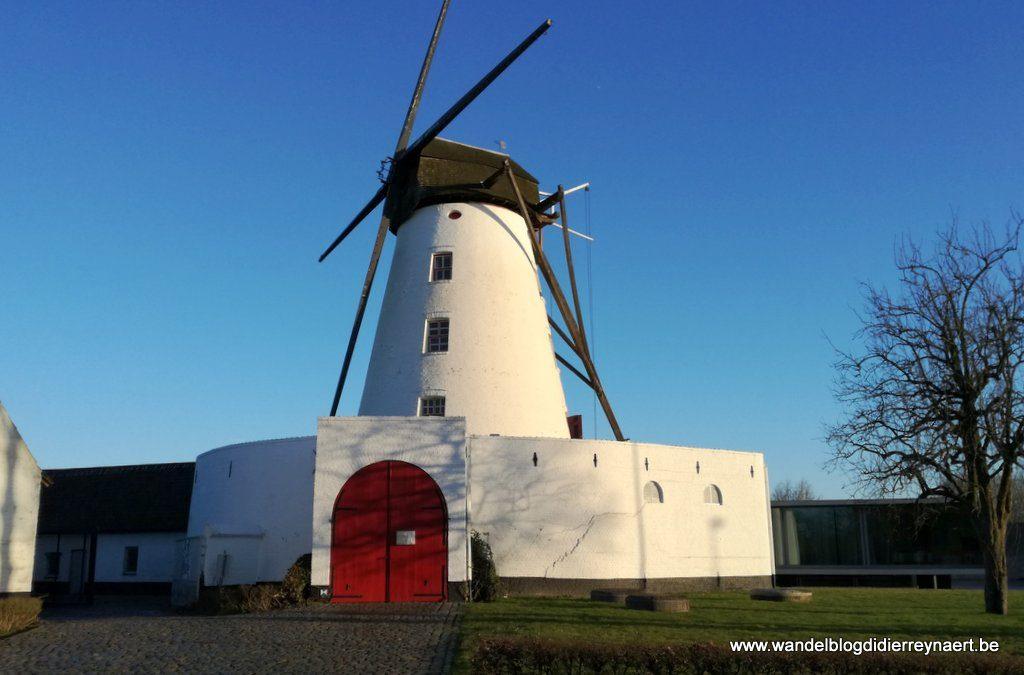 Vannestes molen - Marke