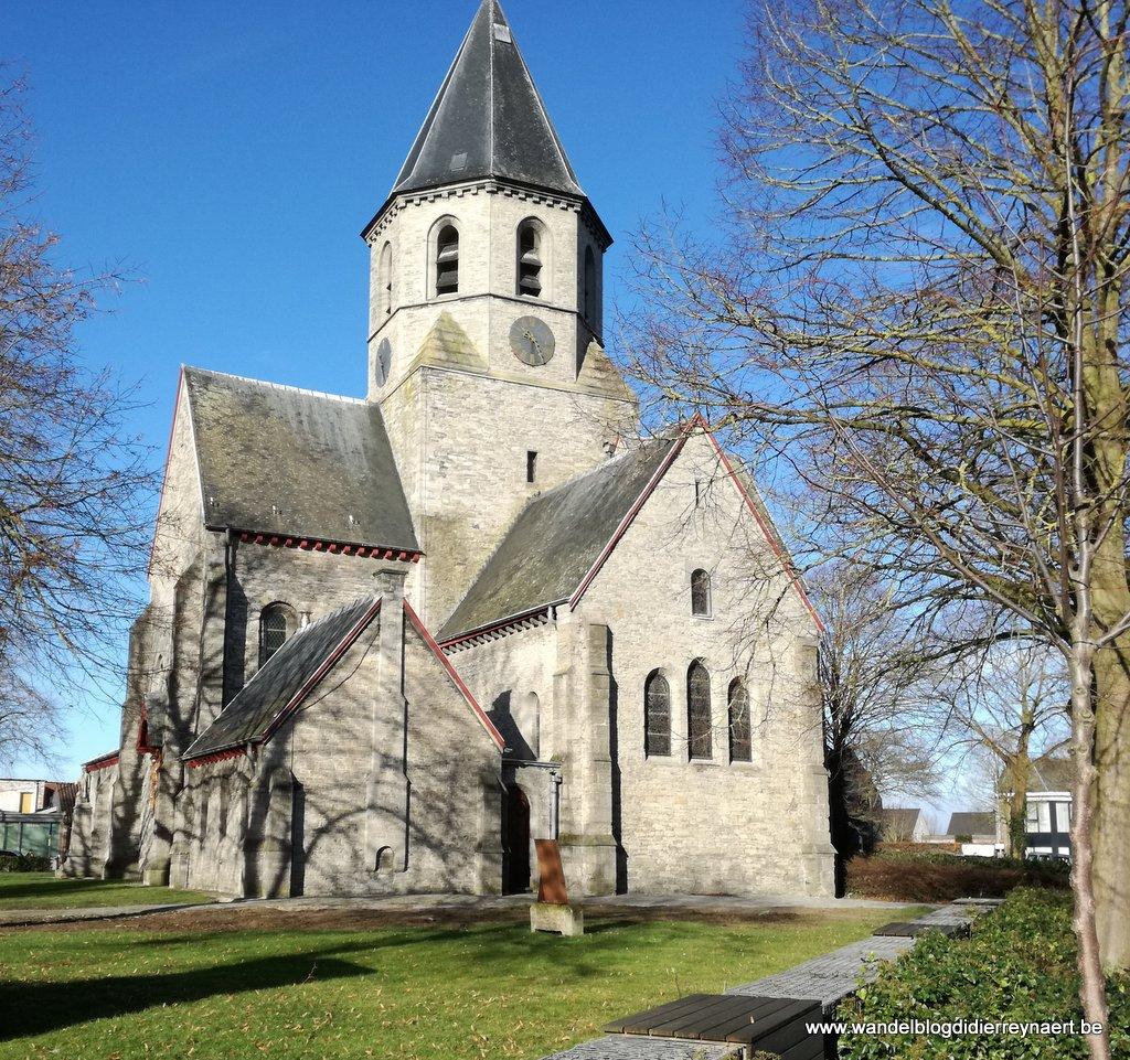 kerkje van Rollegem