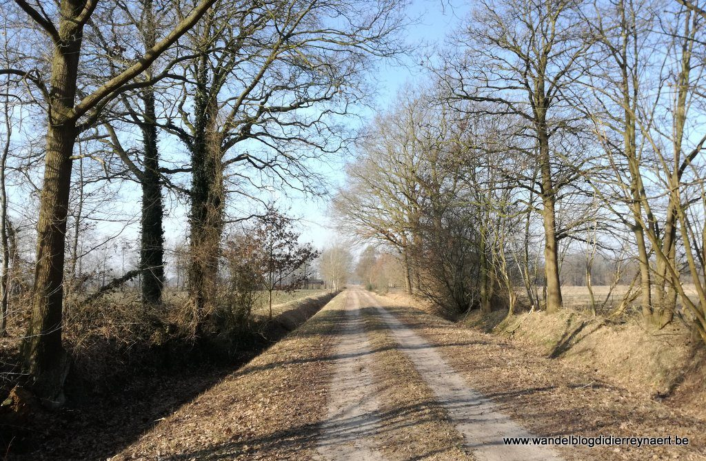 zandweg Wandelnetwerk Twente