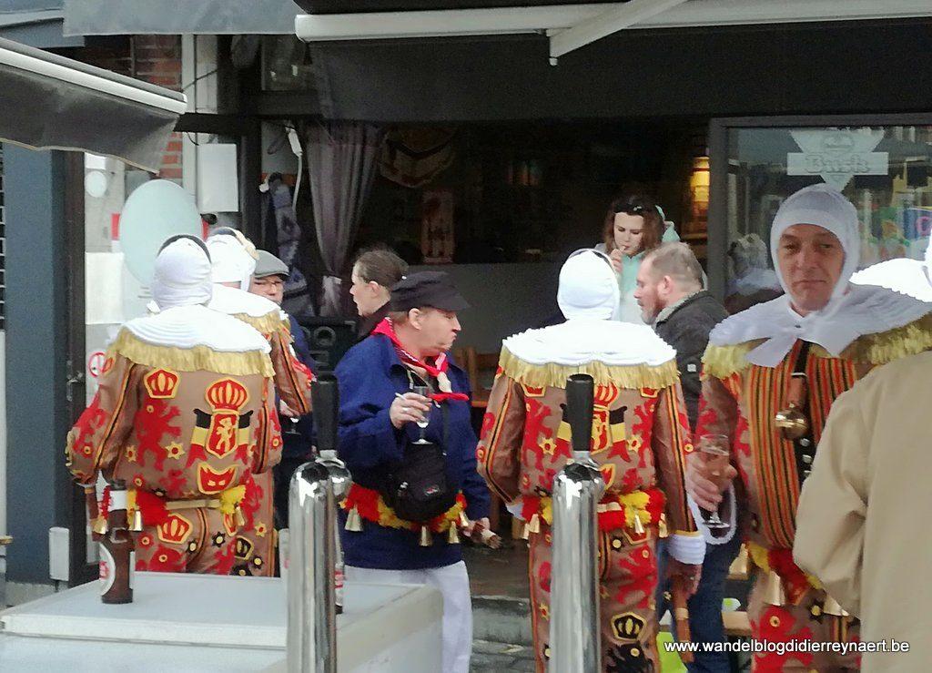 Carnaval in Doornik
