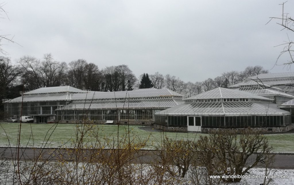 Nationale Plantentuin in Meise