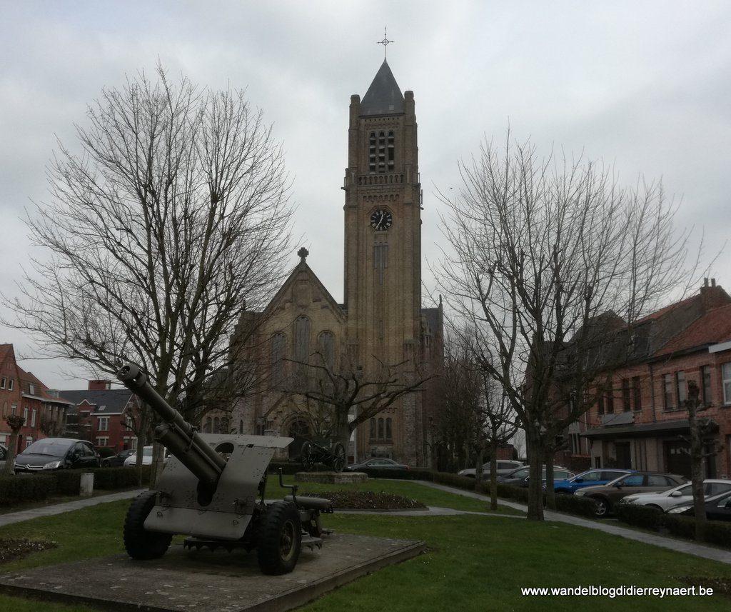 kerk van Warneton