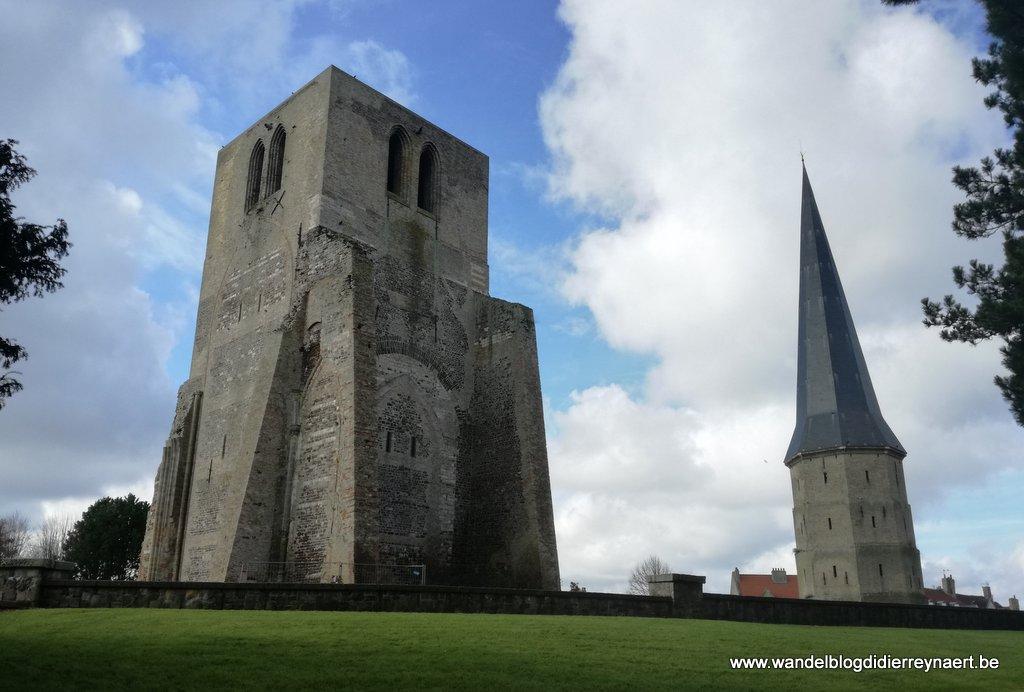 abdij Sint-Winoksbergen Bergues