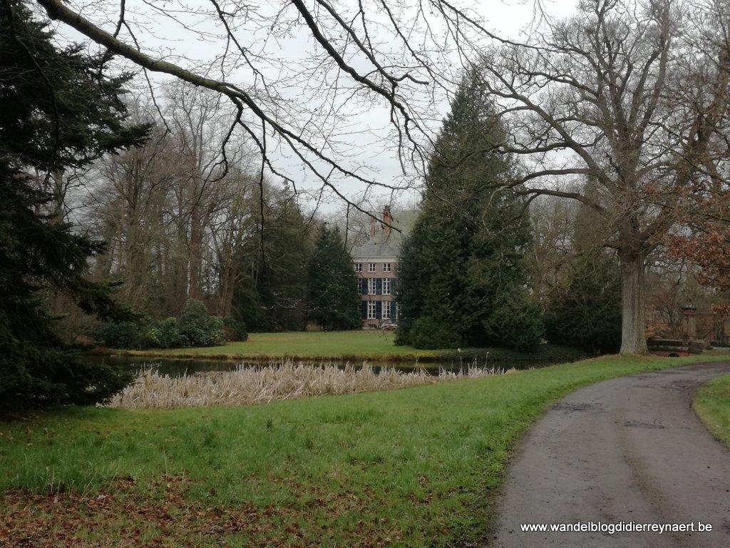 Kasteel Nieuwburgh Oostkamp